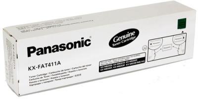 - PANASONIC KX-FAT411A ORJİNAL TONER KX-MB2010 / KX-MB2020 / KX-MB2025 / KX-MB2030