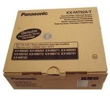 PANASONIC - PANASONIC KX-FAT92A-T ORJİNAL TONER (3lü Paket)- KX-MB262/KX-MB771