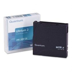 - QUANTUM Ultrium LTO-2 200/400 GB DATA KARTUŞU