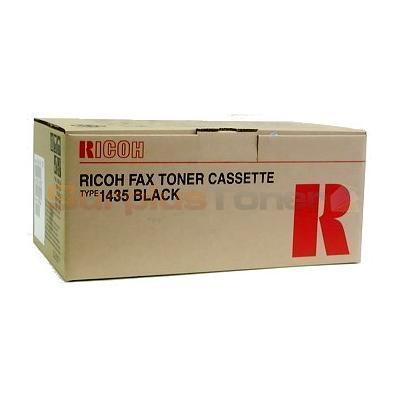 RICOH - RICOH 430261 TYPE 1435 SİYAH ORJİNAL TONER Fax 1400L, 1800L, 1900L, 2000M