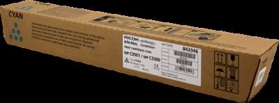 RICOH - Ricoh MPC2800 / MPC3001 / MPC3501 MAVİ ORJİNAL TONER (842046)