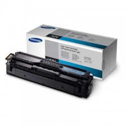 SAMSUNG - SAMSUNG CLT-C504S MAVİ ORJİNAL TONER CLP-415 / CLX-4195 / CLX-4170 / CLX-6170
