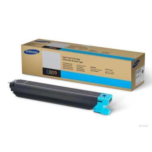 SAMSUNG CLT-C809S MAVİ ORJİNAL TONER CLX-9201 / CLX-9251 / CLX-9301