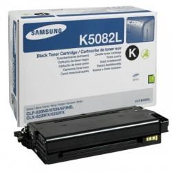 SAMSUNG - SAMSUNG CLT-K5082L SİYAH ORJİNAL TONER CLP-620 / CLP-670 / CLX-6250