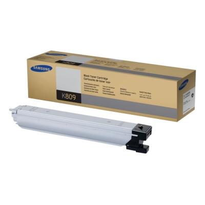 SAMSUNG - SAMSUNG CLT-K809S SİYAH ORJİNAL TONER CLX-9201 / CLX-9251 / CLX-9301