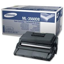 SAMSUNG - SAMSUNG ML-3560DB (ML3560) SİYAH ORJİNAL TONER