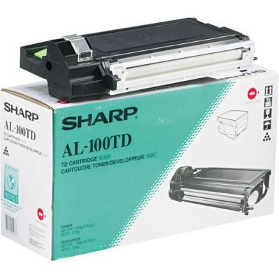 SHARP - SHARP AL-100TD ORJİNAL TONER AL1000, AL1041, AL1200, AL1451
