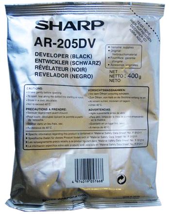 SHARP AR-205DV ORJİNAL DEVELOPER AR-5516 / AR-5520 / MX-M160 / MX-M200