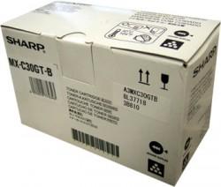 SHARP - SHARP MX-C30GT-B SİYAH ORJİNAL TONER MX-C250 / MX-C300