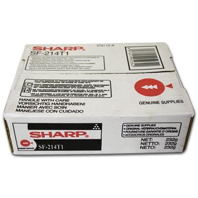 SHARP - SHARP SF-214T1 ORJİNAL TONER SF-1014 / SF-1430 / SF-2014 / SF-2114 / SF-2214