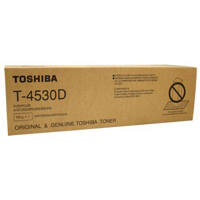 TOSHIBA - TOSHIBA T-4530D ORJİNAL FOTOKOPİ TONERİ E-Studio 205 / 255 / 305 / 455