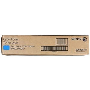 XEROX - XEROX 006R90347 MAVİ ORJİNAL TONER DocuColor 7000, 8000