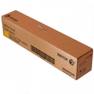 XEROX - XEROX 006R90349 SARI ORJİNAL TONER DocuColor 7000, 8000