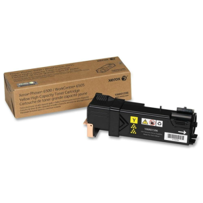 XEROX - XEROX 106R01603 Phaser 6500 / Workcentre 6505 SARI ORJİNAL TONER Yüksek Kapasite
