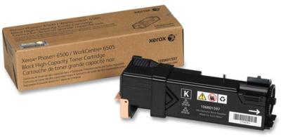 XEROX - XEROX 106R01604 Phaser 6500 / Workcentre 6505 SİYAH ORJİNAL TONER Yüksek Kapasite