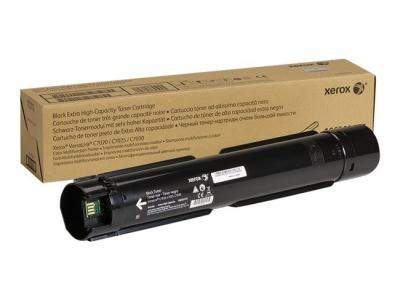 XEROX - XEROX 106R03745 SİYAH ORJİNAL TONER VersaLink C7020 / C7025 / C7030