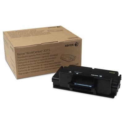 XEROX - XEROX 3315 106R02309 SİYAH ORJİNAL TONER Standart Kapasite