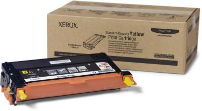 XEROX - XEROX 6180 113R00721 SARI ORJİNAL TONER - STANDART KAPASİTE