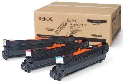 XEROX - XEROX 7400 108R00697 3lü PAKET ORJİNAL DRUM ÜNİTESİ SETİ Sarı-Kırmızı-Mavi