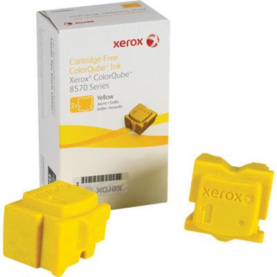 XEROX - XEROX COLORQUBE 8570 108R00928 YELLOW ORJİNAL KARTUŞ