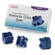 XEROX - XEROX Workcentre C2424 108R00660 MAVİ ORJİNAL KARTUŞ