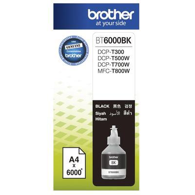BROTHER - Brother BT6000BK Siyah Orjinal Mürekkep Kartıuş - DCP-T300 / DCP-T500W