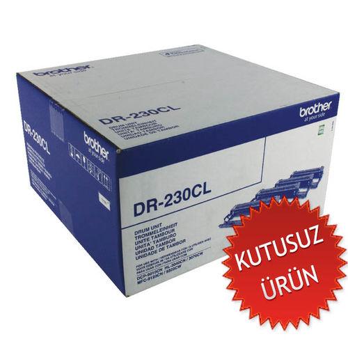Brother DR-230CL CMY Renkli Orjinal Drum (U)