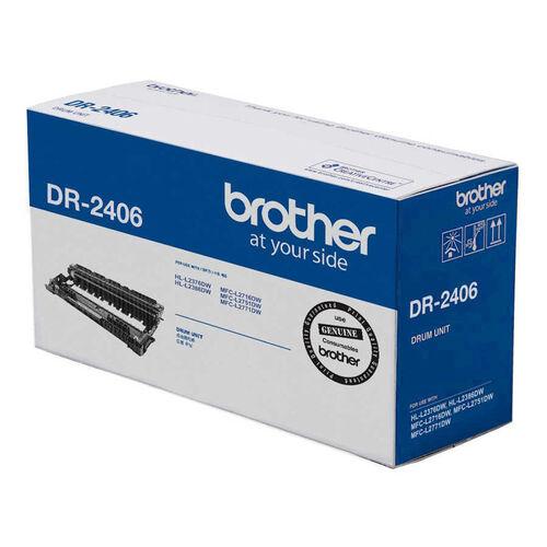 Brother DR-2406 Orjinal Drum Ünitesi - HL-L2376 / HL-L2386 / MFC-L2716 / MFC-L2751 / MFC-L2771