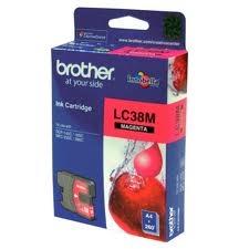BROTHER - BROTHER LC38M (LC38M) KIRMIZI ORJİNAL KARTUŞ