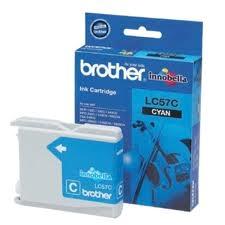BROTHER - BROTHER LC57C MAVİ ORJİNAL KARTUŞ (LC-1000C)