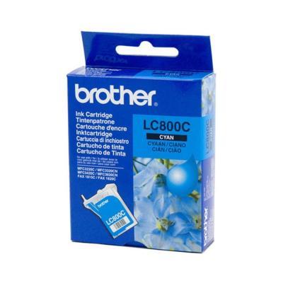 BROTHER - Brother LC-800C Mavi Orjinal Kartuş