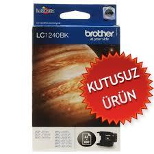 BROTHER - BROTHER LC1240BK SİYAH ORJİNAL KARTUŞ (U)