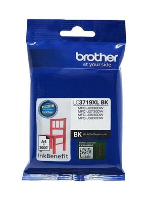 BROTHER - Brother LC3719XL BK Siyah Orjinal Kartuş - MFC-J3930DW
