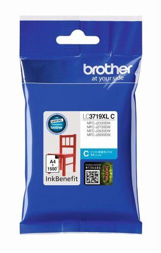 Brother LC3719XL C Mavi Orjinal Kartuş - MFC-J3930DW