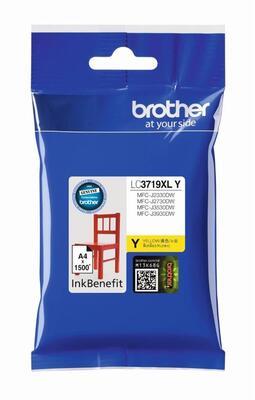BROTHER - Brother LC3719XL Y Sarı Orjinal Kartuş - MFC-J3930DW