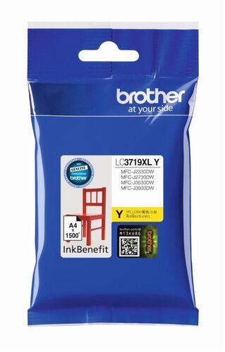 Brother LC3719XL Y Sarı Orjinal Kartuş - MFC-J3930DW
