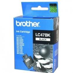 BROTHER - BROTHER LC47BK SİYAH ORJİNAL KARTUŞ FAX-1840C/3240C/5440C