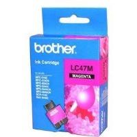 BROTHER - BROTHER LC47M KIRMIZI ORJİNAL KARTUŞ FAX-1840C/3240C/5440C