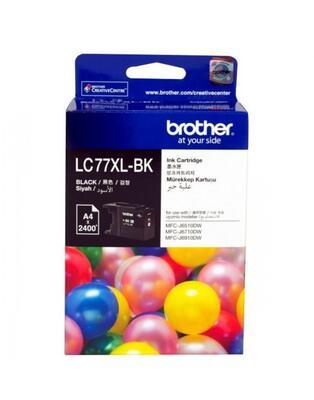 BROTHER - Brother LC77XLBK Siyah Orjinal Kartuş - MFC-J6510DW / MFC-J6710DW
