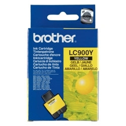 BROTHER - BROTHER LC900Y SARI ORJİNAL KARTUŞ DCP-110C / MFC-410
