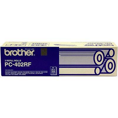 BROTHER - Brother PC-402RF Orjinal Faks Filmi FAX645 / 685MC / FAX717 / FAX727 / 737MC / FAX1280 / 1980CM