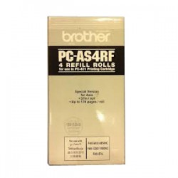 BROTHER - BROTHER PCAS4RF 4LÜ FAKS FİLMİ - FAX-626 / 727 / 827 / 878