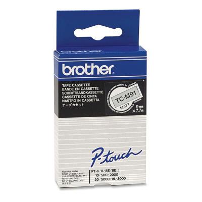 BROTHER - BROTHER TC-M91 ORJİNAL ŞERİT