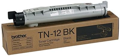 BROTHER - Brother TN-12BK Siyah Orjinal Toner HL-4200CN