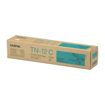 BROTHER - Brother TN-12C Mavi Orjinal Toner HL-4200CN