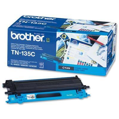 BROTHER - Brother TN-135C Mavi Orjinal Toner DCP-9040 / HL-4040 / MFC-9440