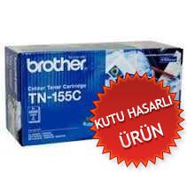 BROTHER - BROTHER TN-155C MAVİ ORJİNAL TONER (C)