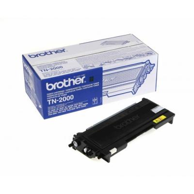 BROTHER - Brother TN-2000 Orjinal Toner DCP-7010, HL-2040, HL-2070, MFC-7440