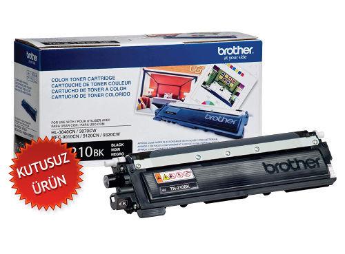 Brother TN-210BK Siyah Orjinal Toner - HL-3040CN, MFC-9010CN (U)