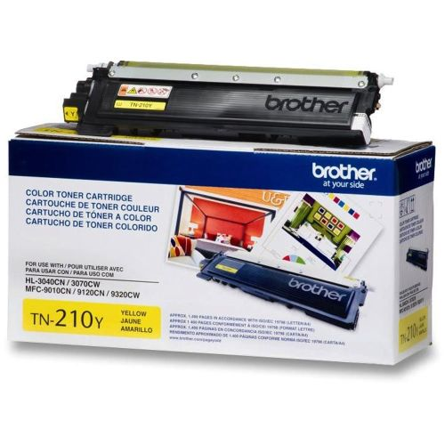 Brother TN-210Y Sarı Orjinal Toner - HL-3040CN, MFC-9010CN